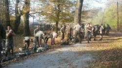 Počelo Međunarodno takmičenje u vojničkom izazovu na Dubravama