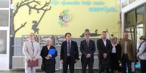 Vlada Japana finansirala izmjenu prozora i vrata na OŠ Novi Grad
