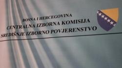 """CIK BiH: """"Preuranjeno je podnositi zahtjeve za ponovno brojanje glasova!"""""""