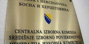 Najnoviji podaci CIK BiH: SDP BIH vodi po broju glasova za Skupštinu TK