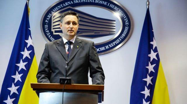 Bećirović: Obilježavanje 9. januara je antidejtonski, antiustavni, anticivilizacijski čin neodgovornih političara u manjem bh. entitetu RS