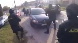 Pogledajte akciju hapšenja trojice narkodilera u Sarajevu