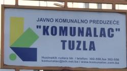 """JKP """"Komunalac"""" Tuzla: Mole se građani da zbog sječe stabala oslobode parking prostore"""