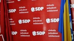 SDP prvi u TK (10), SDA druga (9), PDA treća (7), DF četvrta (3), SBB, NS i SBiH po (2) mandata u Skupštini TK