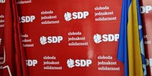Unutarstranački izbori u SDP BiH: Tri kandidata za predsjednika stranke