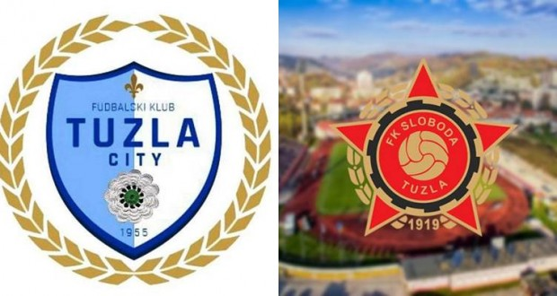 Danas je dan za derbi: FK Sloboda i FK Tuzla City igraju na Tušnju