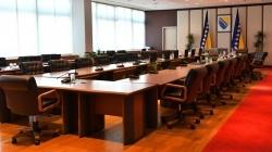 Prazne stolice i kriza u najavi: HDZ nije došao, otkazana sjednica Vijeća ministara