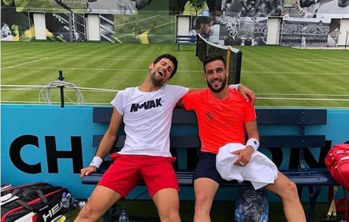 Damir Džumhur danas protiv prvog igrača svijeta Novaka Đokovića u meču koji se dugo čekao