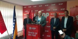 SDP, NS, DF, SBB i SBiH  postigle su dogovor o formiranju skupštinske većine u TK