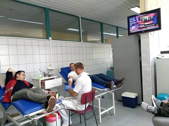 Vaša krv nekome može spasiti život: Volonteri Crvenog križa Tuzla darovali krv