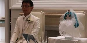 Japanac ima traume od žena pa se oženio popularnom virtuelnom pjevačicom: Na svadbi im bili i članovi parlamenta