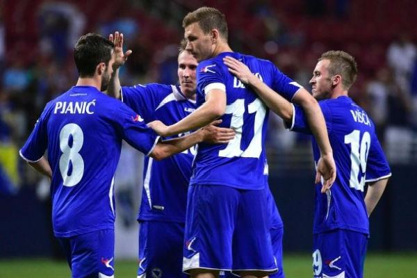 FIFA: Bosna i Hercegovina 34. reprezentacija svijeta