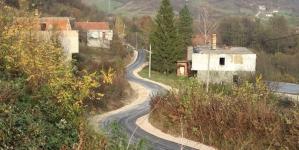 Okončani radovi na sanaciji puta Kovačica-Trakilovići dužine 860 metara