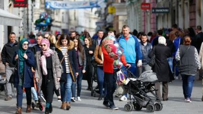 U Bosni i Hercegovini za vikend temperature čak do 23 stepena Celzijusa