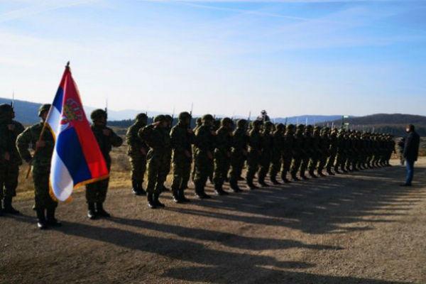 """U Srbiji počela vojna vježba """"Stoljeće pobjednika"""", učestvuje 8.000 vojnika"""