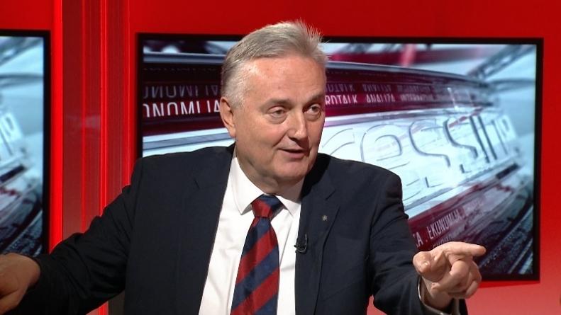 Lagumdžija: Podjela u Evropi više nije na ljevicu i desnicu