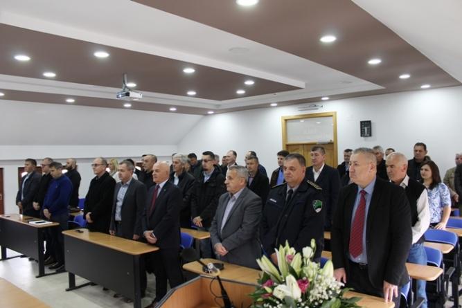 Kalesija: Održana Svečana sjednica Općinskog vijeća u povodu Dana državnosti