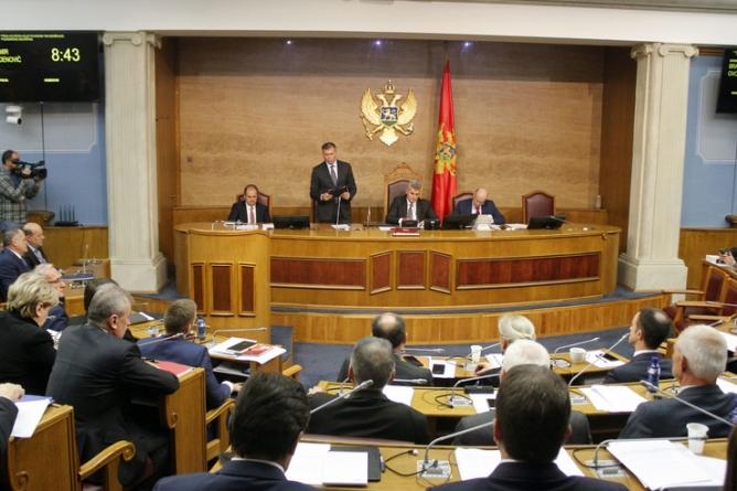 U parlamentu Crne Gore usvojena rezolucija kojom je PONIŠTENO ujedinjenje sa Srbijom 1918. godine