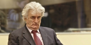 Radovan Karadžić pravosnažno osuđen na doživotnu kaznu zatvora