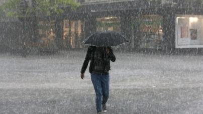 Kišovit vikend pred nama: Zaobiđite Hercegovinu u nedjelju, vjetar i do 65 km/h