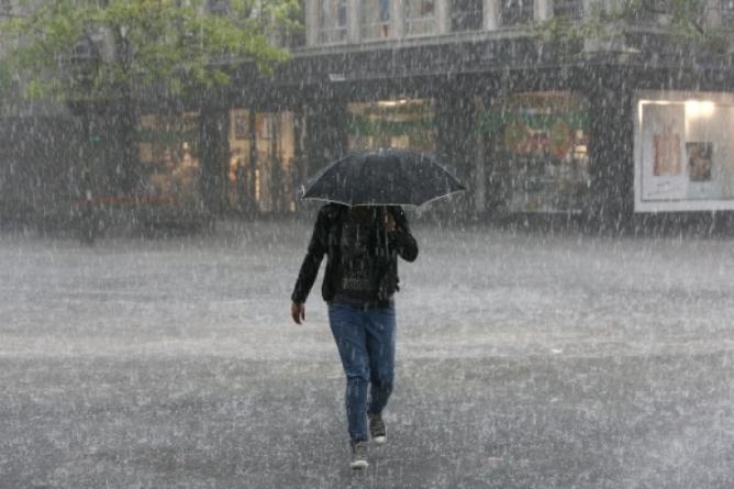 Izdato narandžasto upozorenje zbog obilnih padavina u cijeloj BiH