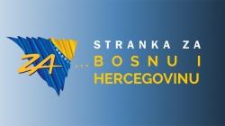 SBiH TK: Predsjedništvo Stranke za BiH uspostaviloPovjereništvo SBiH u TK