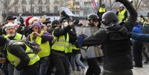 Protesti 'žutih prsluka' proširili se na Belgiju