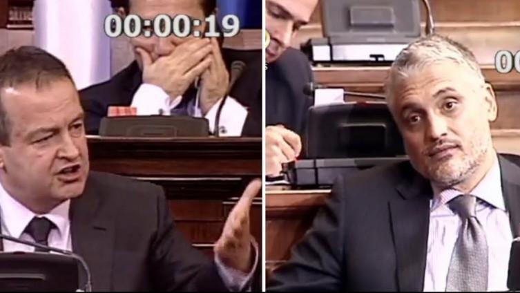 Jovanović o Dačiću: Kad vodimo đilkoš-diplomatiju, onda završimo kao svaki provincijalni đilkoš