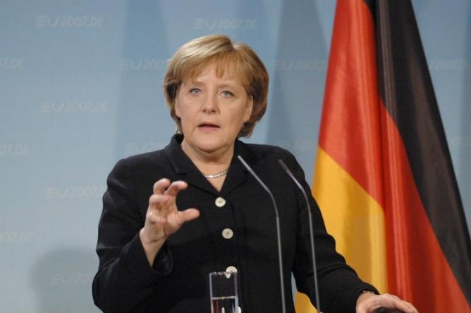 Merkelova osmu godinu zaredom najmoćnija žena svijeta