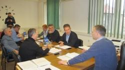 Dogovor o radovima na pet vodotoka