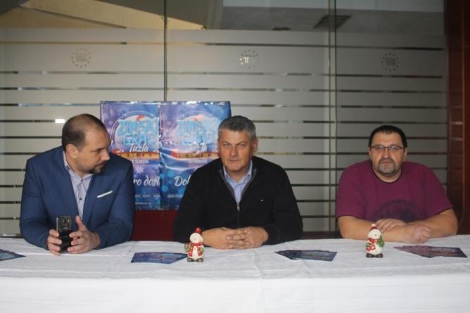 'Zimski grad' na Trgu slobode u Tuzli: Koncerti regionalnih zvijezda i lokalnih bendova, predstave za djecu, bogata gastronomska ponuda!
