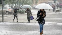 Vremenska prognoza: U večernjim u većem dijelu Bosne se očekuje snijeg, a u Hercegovini kiša