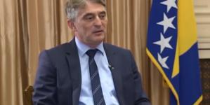 Komšić: Spreman sam pokrenuti pitanje vitalnog interesa hrvatskog naroda, ako zatreba