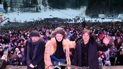 Bijelo dugme priredilo spektakl na Bjelašnici, hiljade posjetitelja uživalo u najvećim hitovima