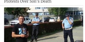 Svjetski mediji o protestima u Banjoj Luci: Uhapšen čovjek koji vodi proteste zbog smrti sina