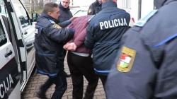 Nermin Rustempašić priveden u Kantonalno tužilaštvo u Travniku /Video/