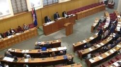 Hrvatski sabor o položaju bh. Hrvata: Od poziva na treći entitet do kritika na Čovićevo bogaćenje