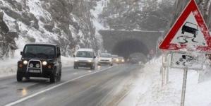 Zbog niskih temperatura kolovozi su zaleđeni i klizavi  u većem dijelu BiH
