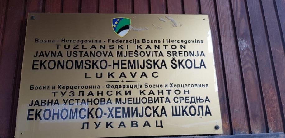 Nakon završenog rangiranja: JU MS Ekonomsko-hemijska škola u Lukavcu na odličnom 10. mjestu