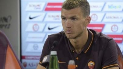 Roma već našla zamjenu za Edina Džeku!?