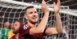 Roma objavila video u čast Edina Džeke, najboljeg igrača u prethodnoj godini
