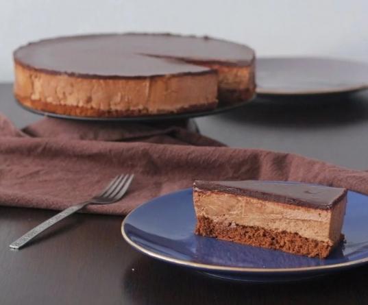 Napravite čokoladnu mousse tortu koja će oduševiti sve čokoljupce