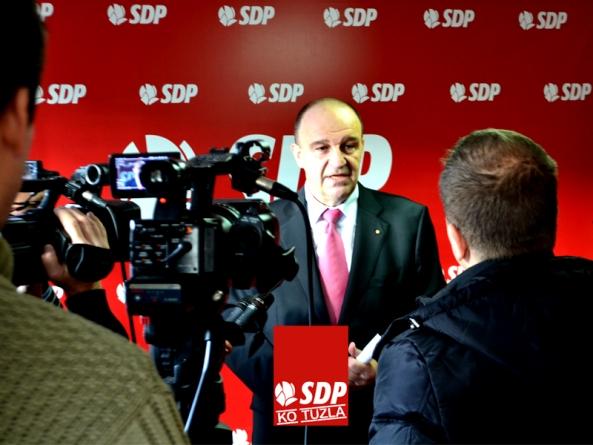 SDP u Tuzli počinje formiranje vlasti sa SDA
