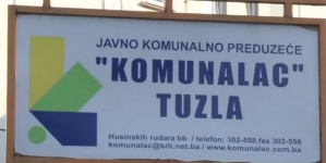 """JKP """"Komunalac"""" d.o.o. Tuzla: Objavljen oglas za prijem 46 radnika"""
