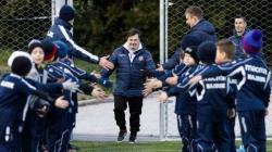 """Hajduk zaposlio mladića s Down sindromom: """"Ja sam najsretniji čovjek"""""""
