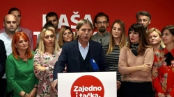 Naša stranka: Ne idemo u vlast sa HDZ-om, SDA i SNSD-om
