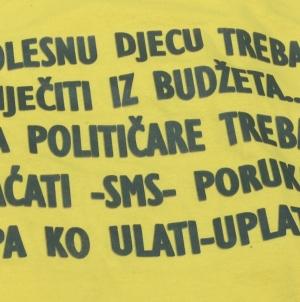 Neformalna grupa roditelja Grada Tuzla: Nas nije angažovala ni jedna politička partija pa ni BOSS – Bosanska stranka