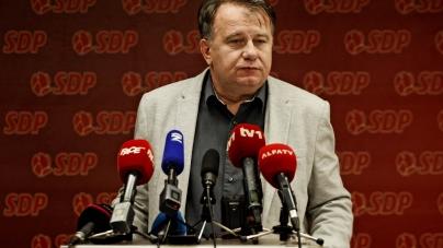 Za predsjednika SDP-a borit će se ipak trojica kandidata, najviše potpisa za Nikšića