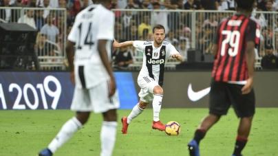 Juventus na krilima Pjanića i Ronalda osvojio italijanski Super kup