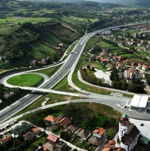 Političke barijere na bosanskim autocestama